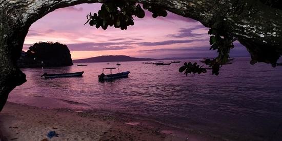 Soleil couchant Mindoro